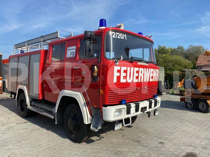 Autoutilitară stingere incendii MAGIRUS KLOCKNER H DEUTZ FM1701Autoutilitară stingere incendii MAGIRUS DEUTZ