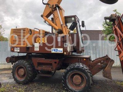 Excavator CASE Poclain 688