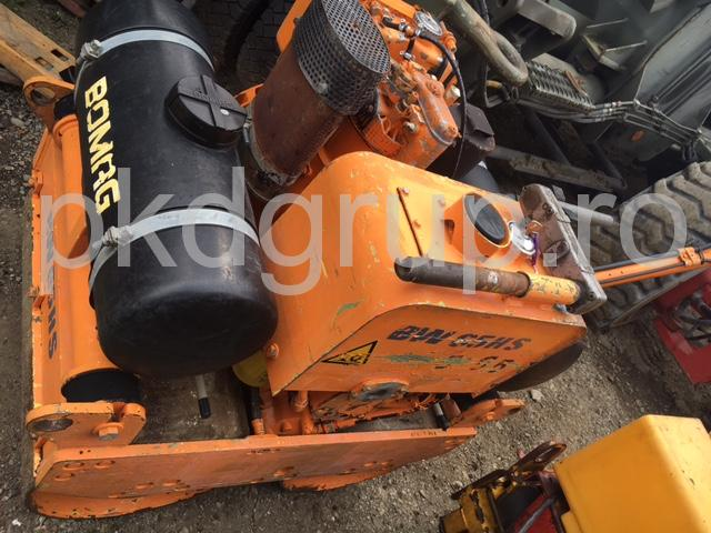 Cilindru compactor BOMAG BW 65 HS