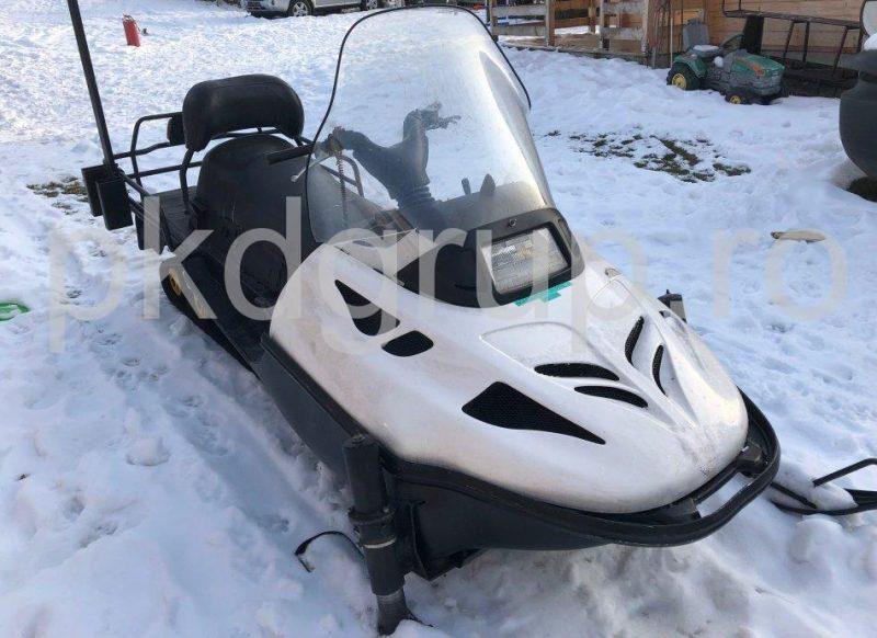 Snowmobile BOMBARDIER SKI-DOO ALPINE MS 156