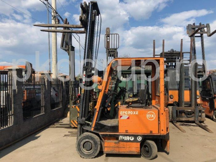 Stivuitor electric MIAG EFG 20XE