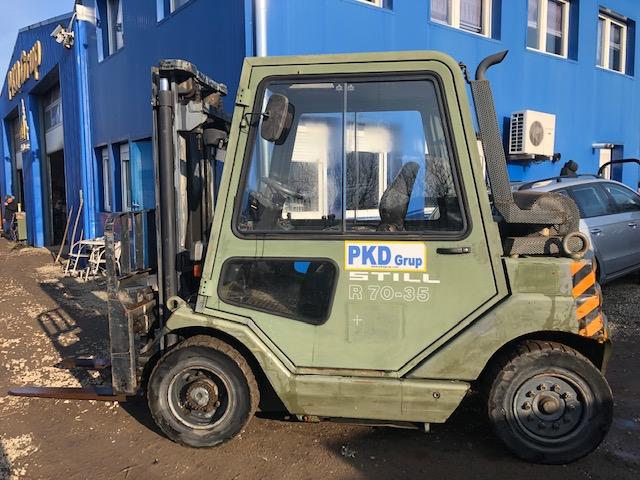 Stivuitor diesel Still R70-35