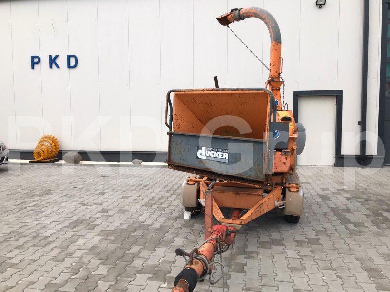 Tocător lemn Ducker HM760