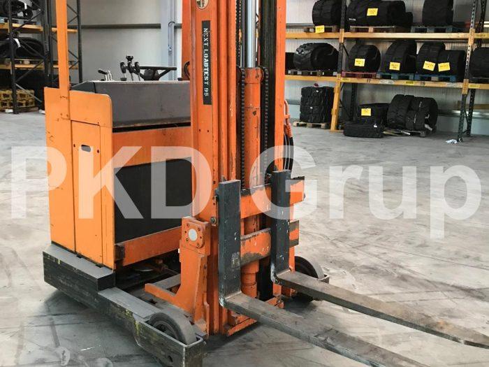 Stivuitor electric WAGNER EFSM12