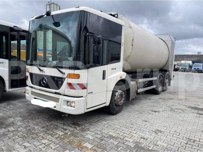 Autoutilitară gunoieră MERCEDES Rotopress 2629