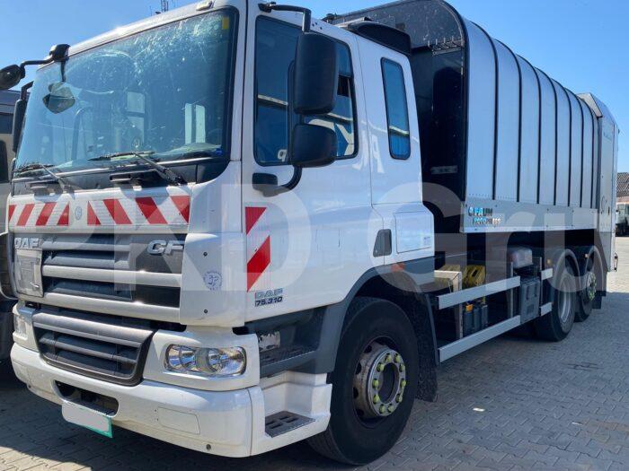 Autoutilitară gunoieră DAF CF 75.310 Rotopres