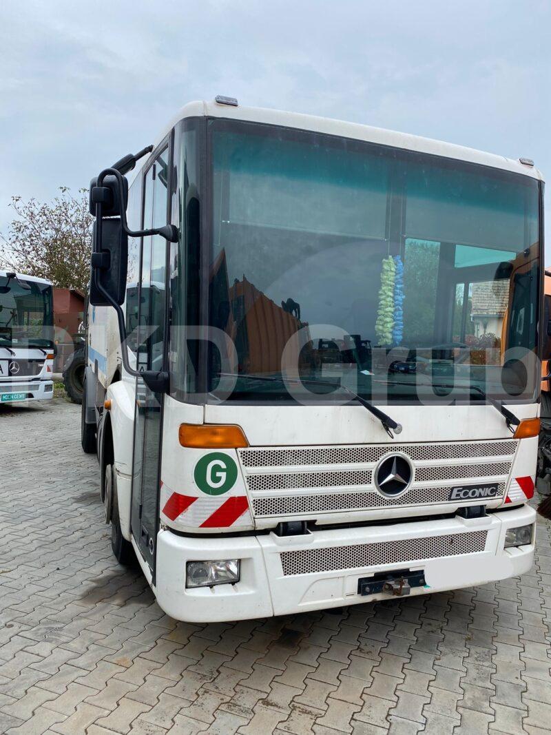 Mașină pentru vidanjări Mercedes-Benz Econic